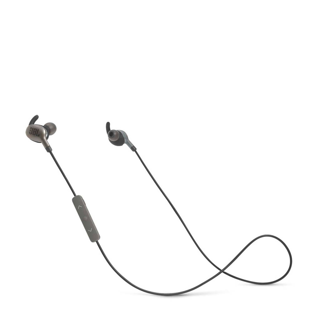 JBL Everest 110 in-ear bluetooth koptelefoon grijs, Gun metal