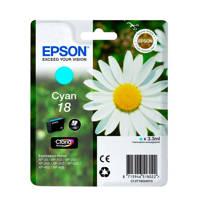 Epson 18 CYAN inktcartridge (cyaan), Cyaan