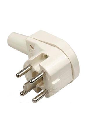 EL700039 Perilex stekker 16 Ampere (haaks)