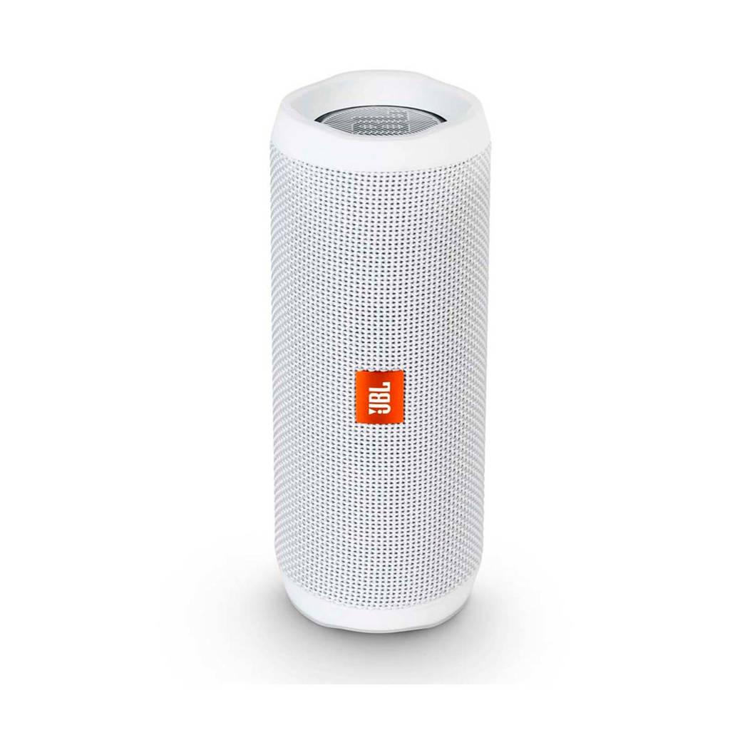 JBL Flip 4  bluetooth speaker wit, Wit