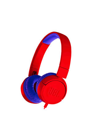 JR300 on-ear hoofdtelefoon (rood)