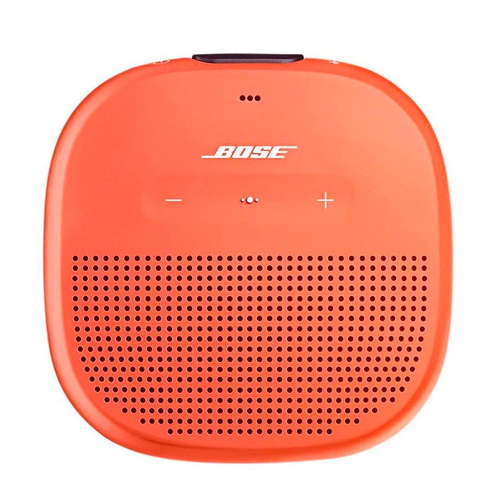 Bose SOUNDLINK MICRO  bluetooth speaker oranje, Oranje