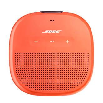 SOUNDLINK MICRO  bluetooth speaker oranje