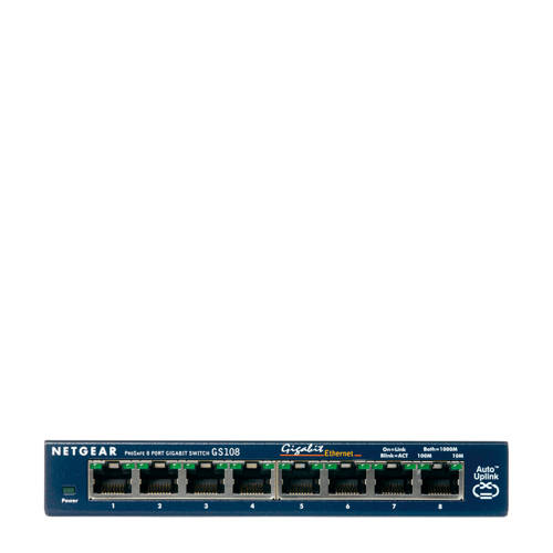 Netgear GS108GE switch kopen