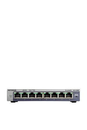 ProSafe GS108E switch