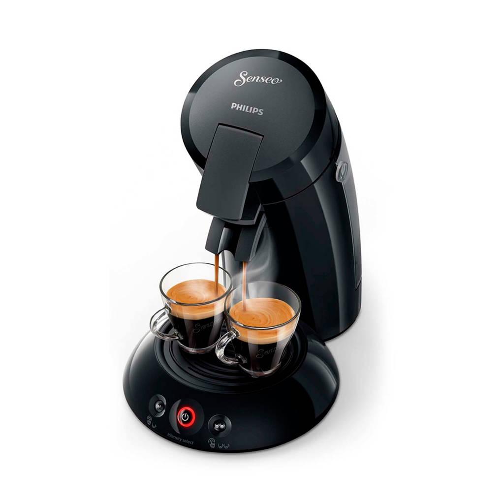 Philips Senseo Original koffiezetapparaat HD6554/60, Zwart