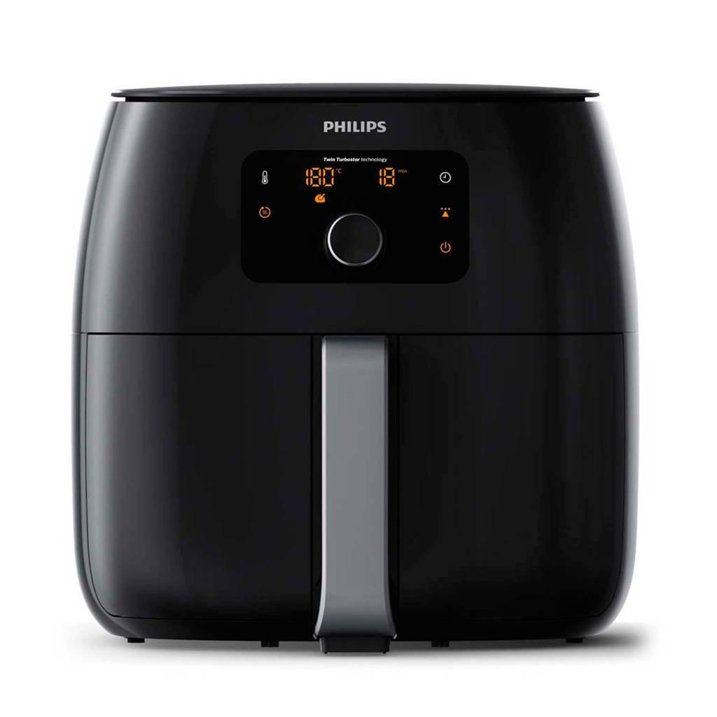Philips HD9650/90 Premium Airfryer XXL, Zwart