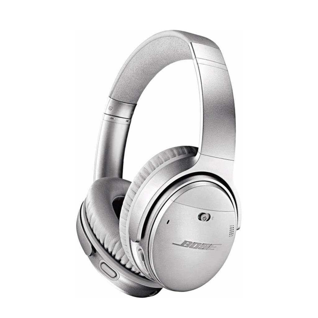 Bose QuietComfort 35 II Bluetooth over-ear koptelefoon, Zilver