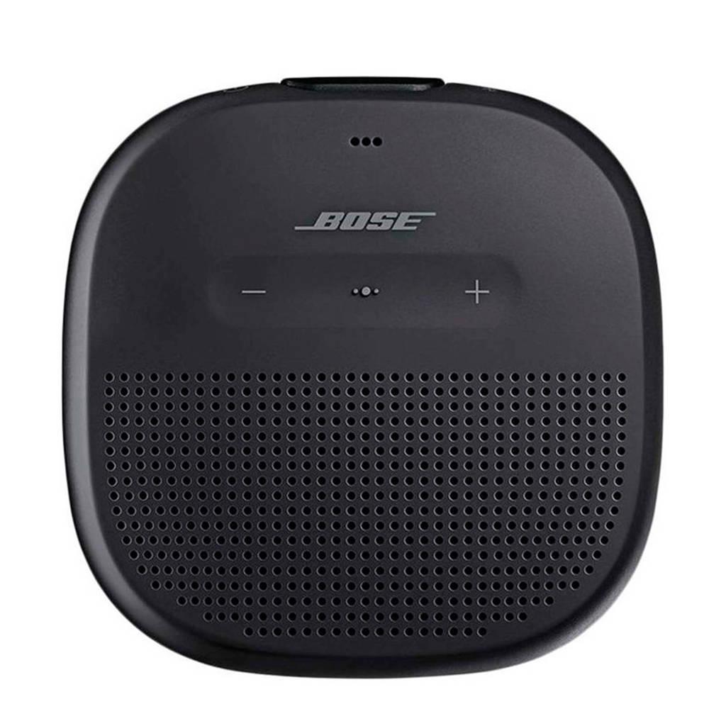 Bose SOUNDLINK MICRO  bluetooth speaker zwart, Zwart