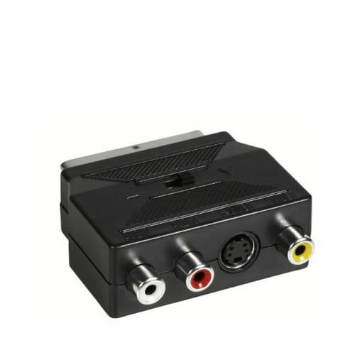 Temium scart adapter PERI/RCA