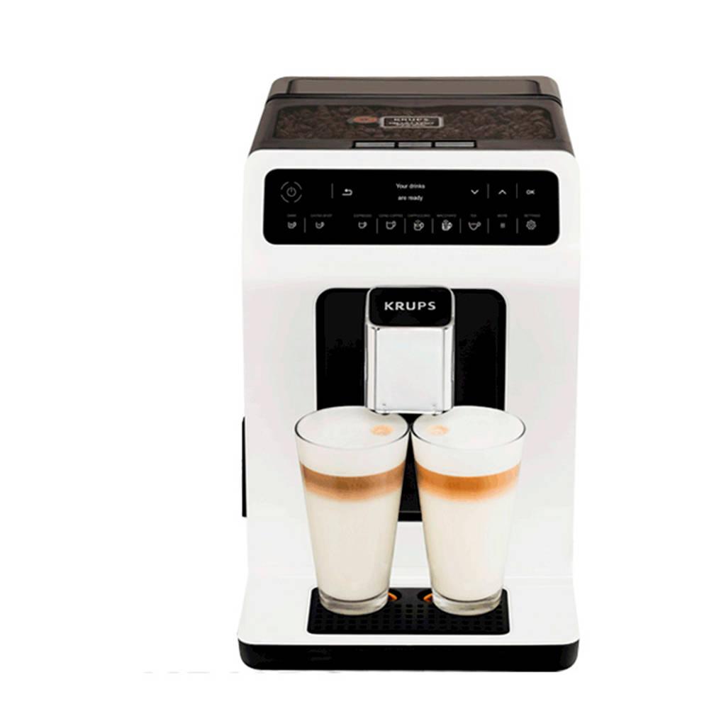 Krups EA8901 koffiemachine, Wit