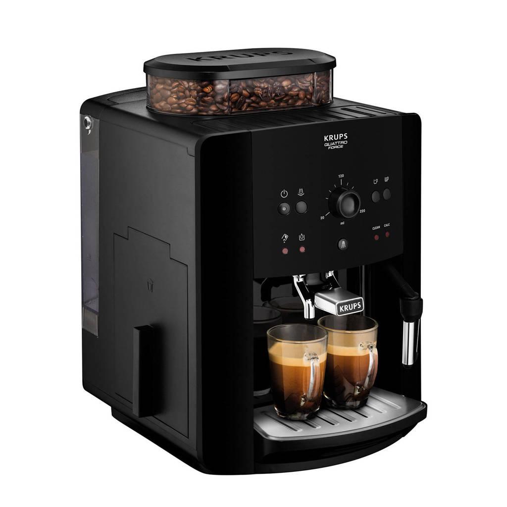 Krups EA8110 espresso machine, Zwart