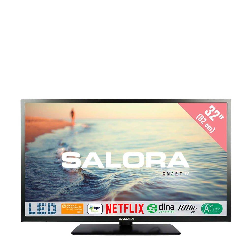 Salora 32HSB5002 HD Ready Smart LED tv, -
