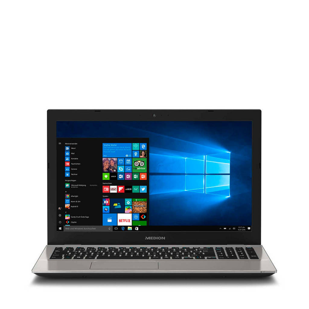 Medion Akoya S6625 15.6 inch Full HD laptop, -
