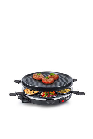 162725 6-persoons raclette-grill