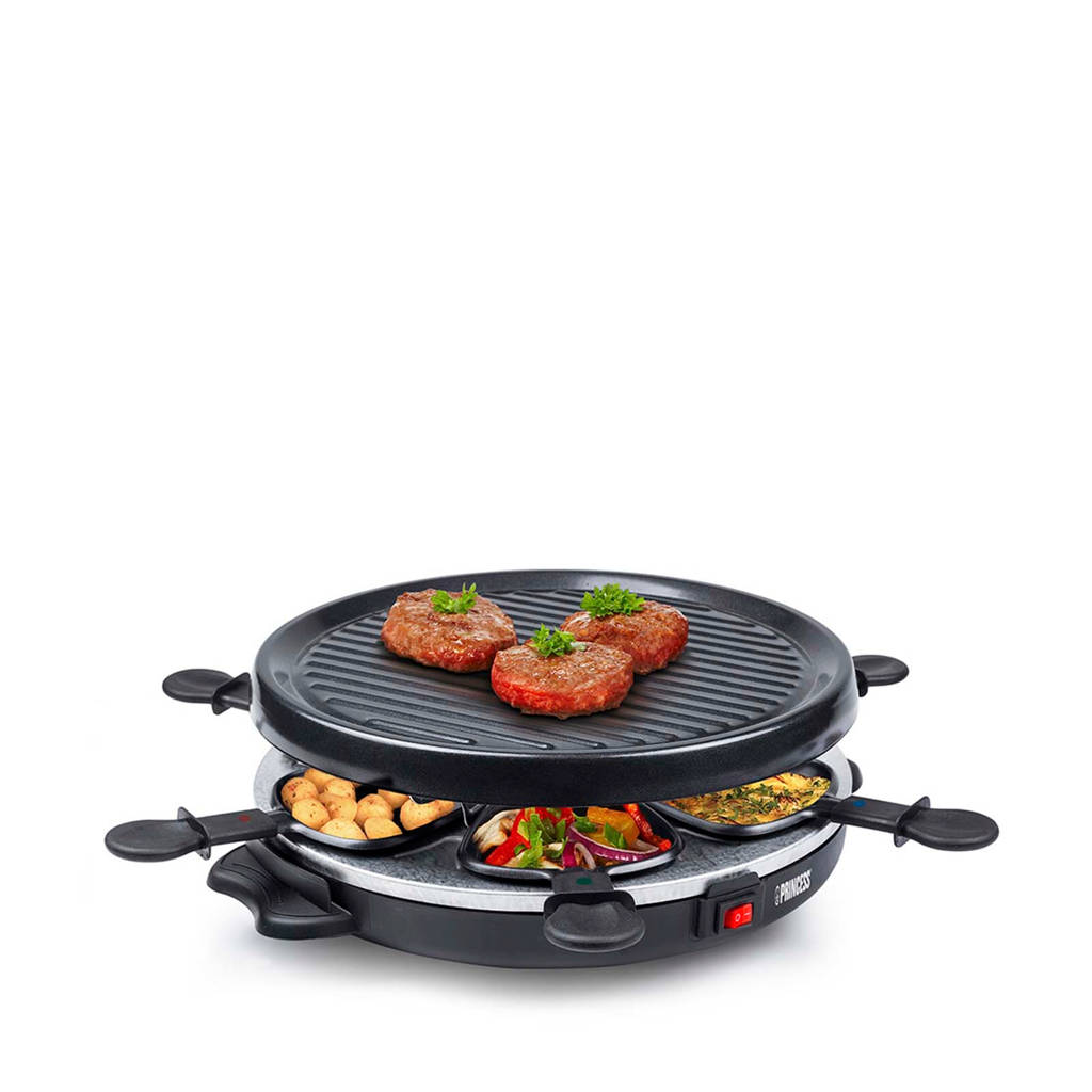 Princess Raclette 6 Grill  162725, -