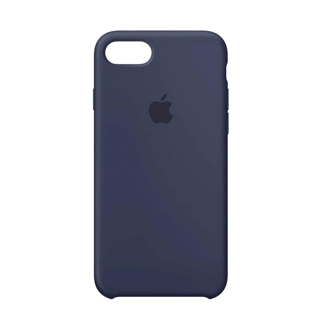 Apple iPhone 8/7 backcover, Middernachtblauw