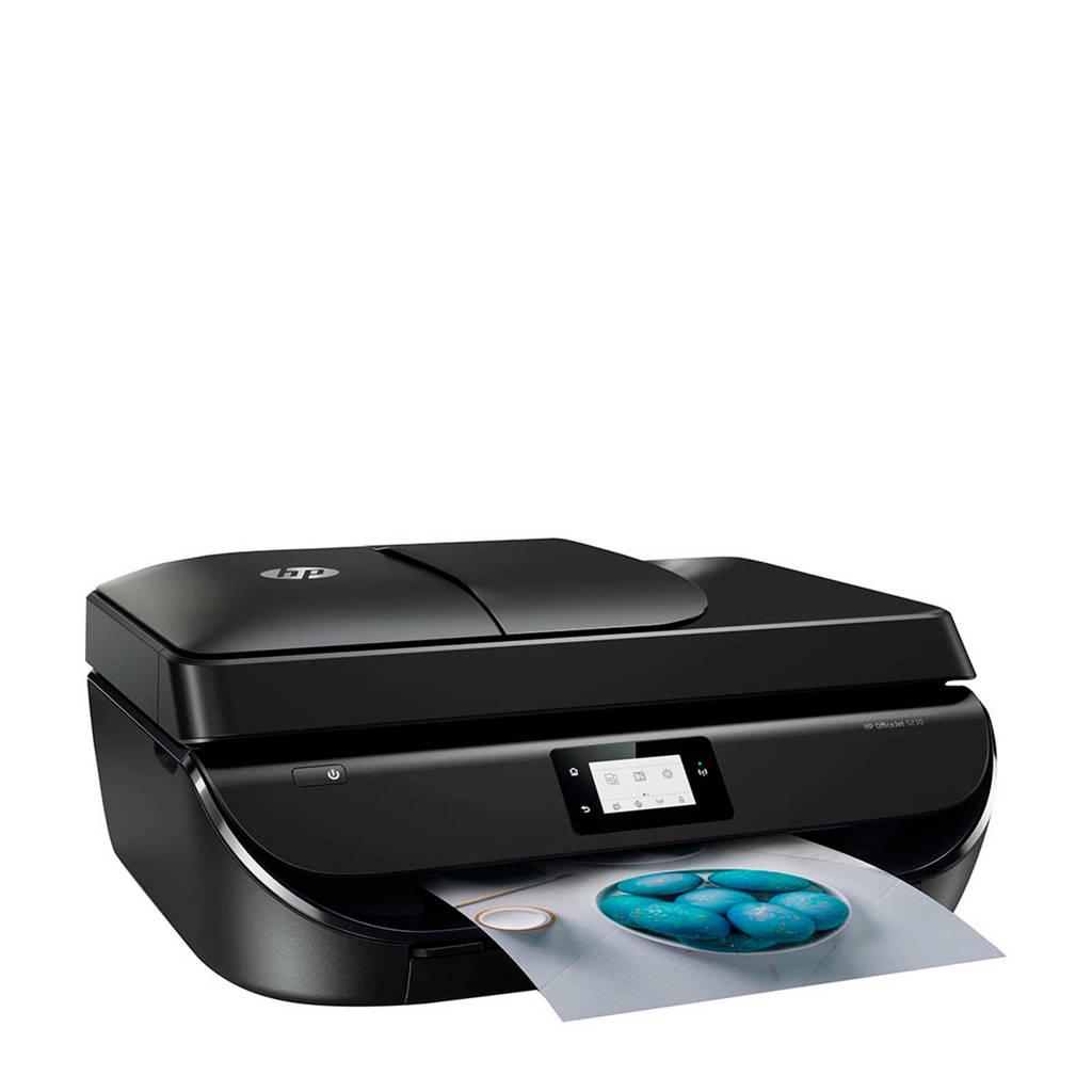 HP OFFICEJET 5230 ALL-IN-ONE All-in-one printer, Zwart