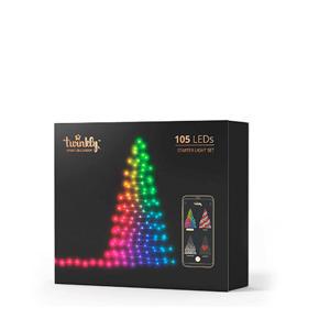 smart kerstboomverlichting 105 LED's