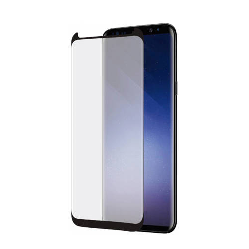 Azuri Galaxy S9 Curved Tempered Glass screenprotector kopen