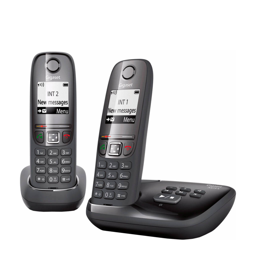 Gigaset A475A Duo huistelefoon, 2