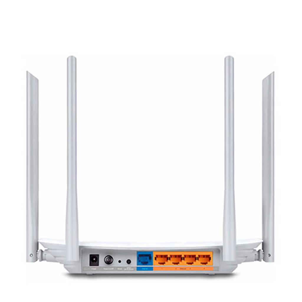 TP-Link Archer C50 dual-band router, Wit