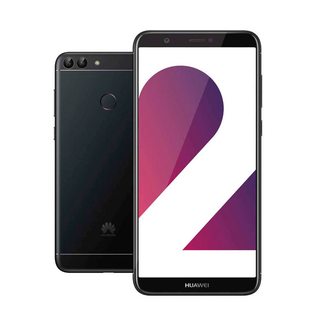 Huawei P Smart, Zwart