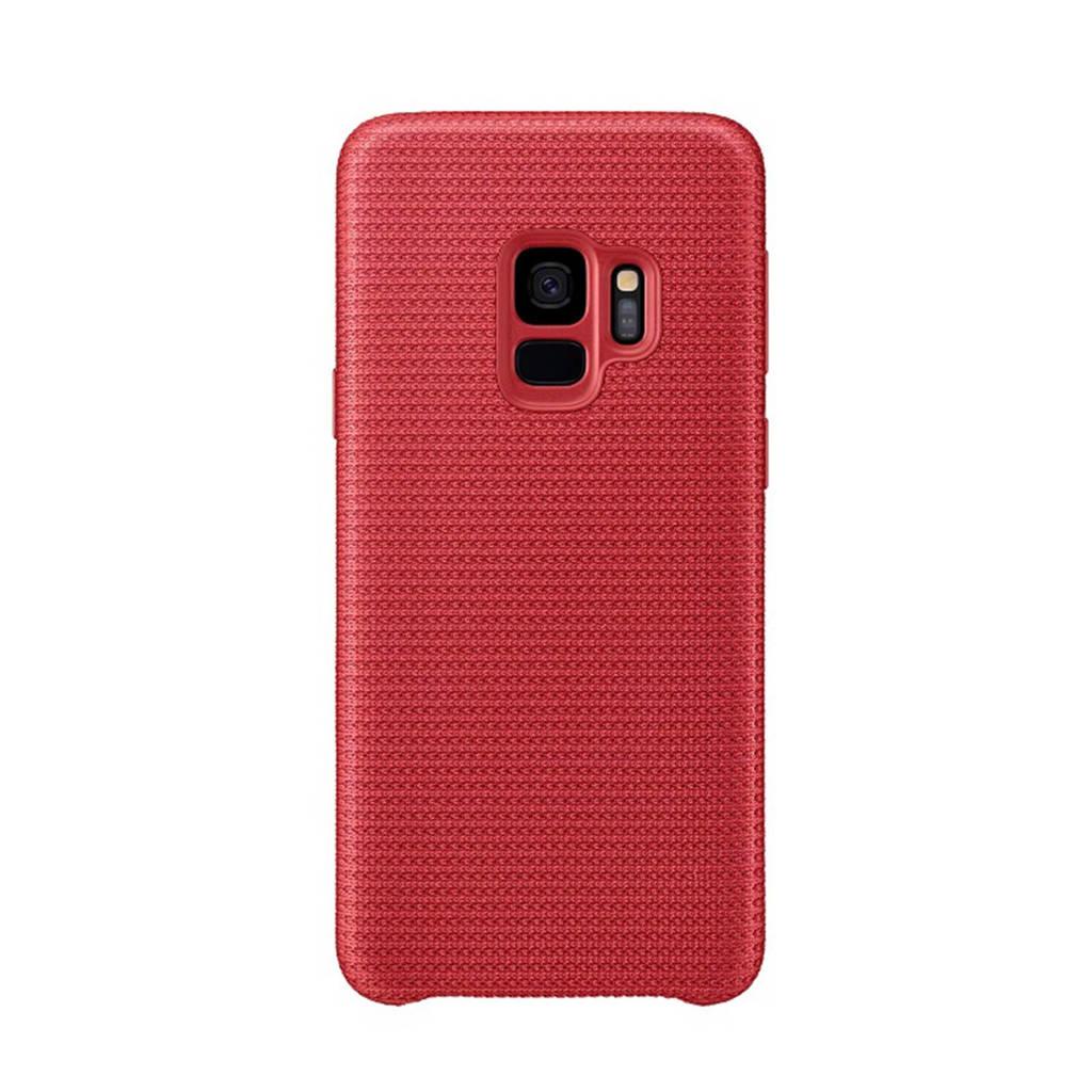Samsung Galaxy S9 Hyperknit backcover, Rood
