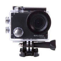 Salora ACE500 4K action cam, Zwart