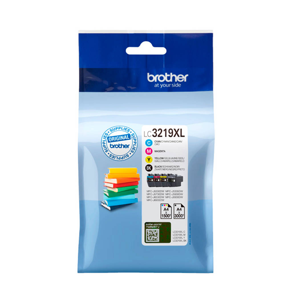 Brother LC3219XLVA inktcartridges