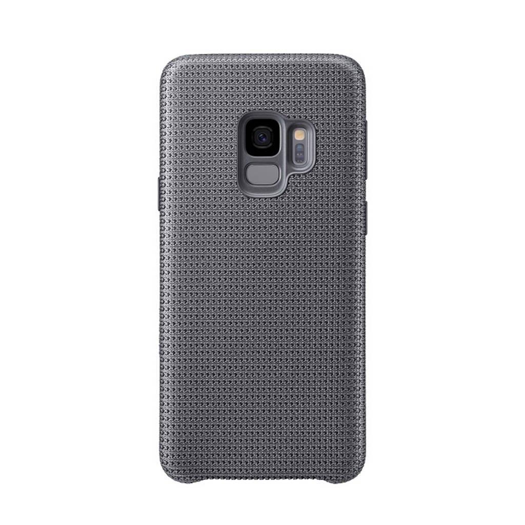 Samsung Galaxy S9 Hyperknit backcover, Grijs