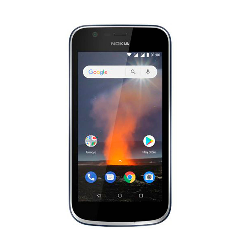 Nokia 1 Dual-Sim, Blauw