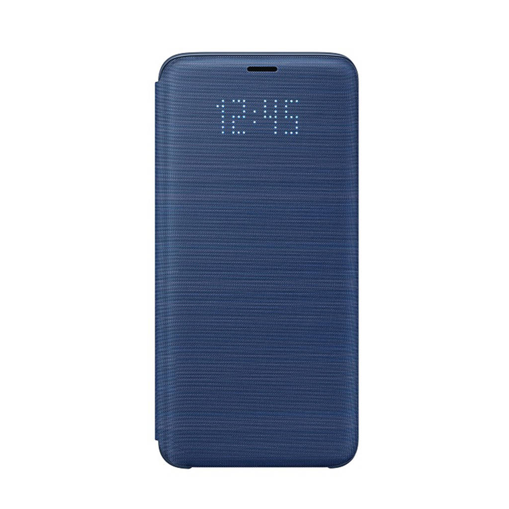Samsung Galaxy S9 LED viewcover, Blauw