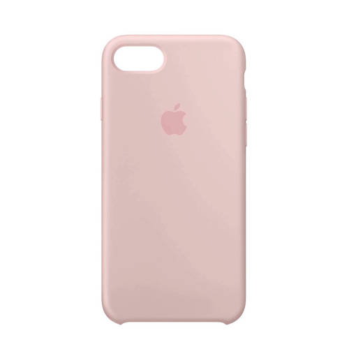 Apple iPhone 7-8 Silicone Case Pink Sand