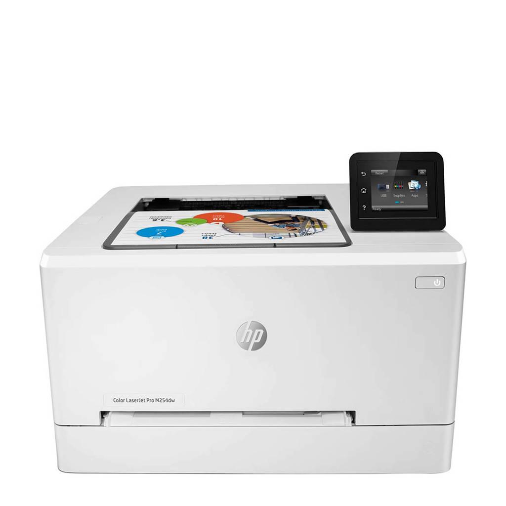 HP COLOR LASERJET PRO M254DW PRINTER Laserjet, Wit