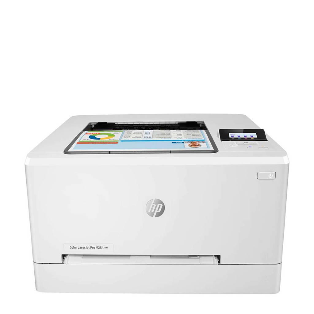 HP COLOR LASERJET PRO M254 laserprinter, Wit