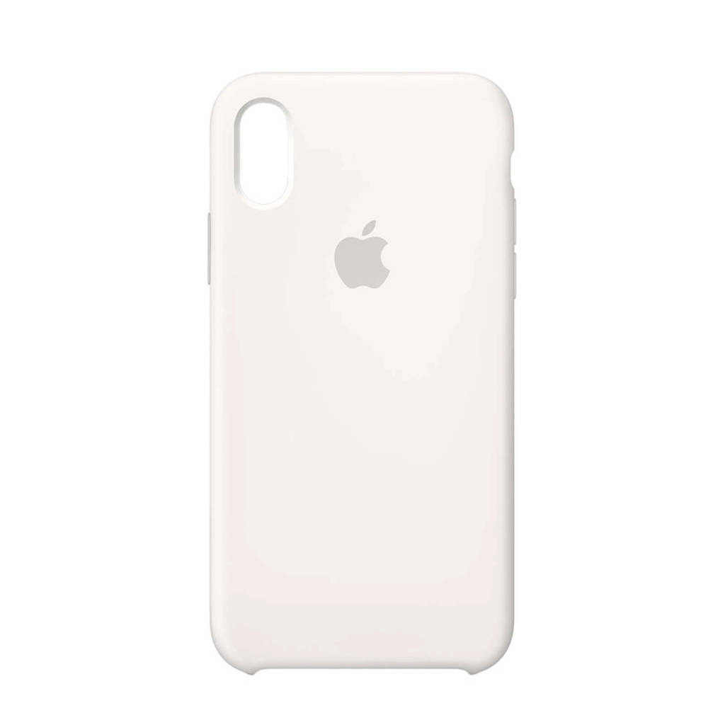 Apple iPhone X backcover, Wit