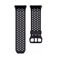 Fitbit  Ionic horlogeband, Zwart, grijs