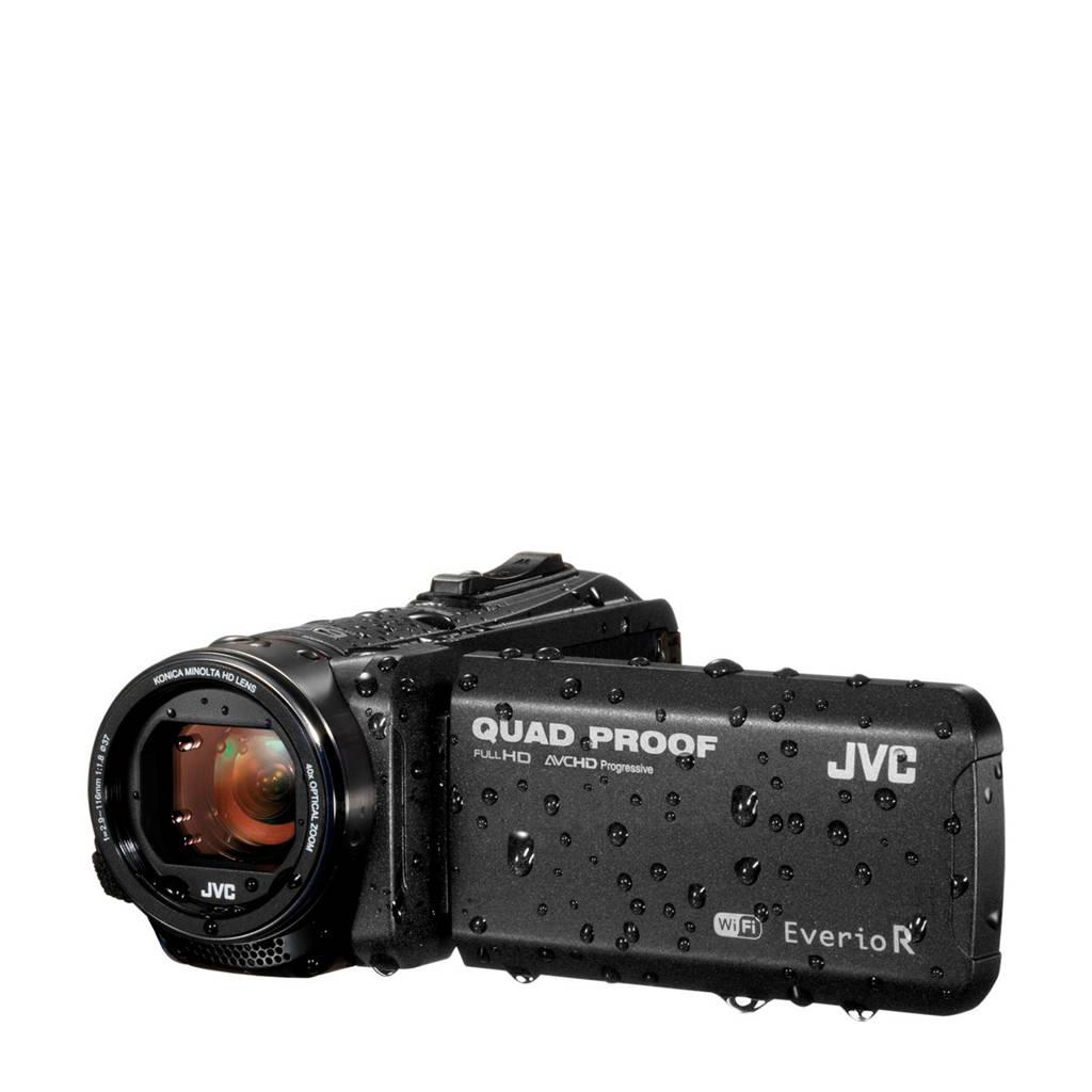 JVC Everio GZ-RX605BEU camcorder, Zwart