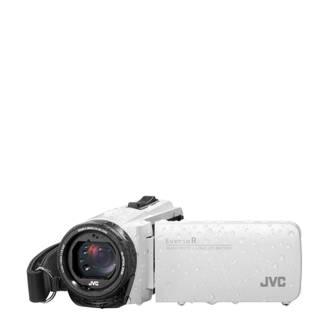 Everio GZ-R495W camcorder met cameratas en 16GB SD kaart