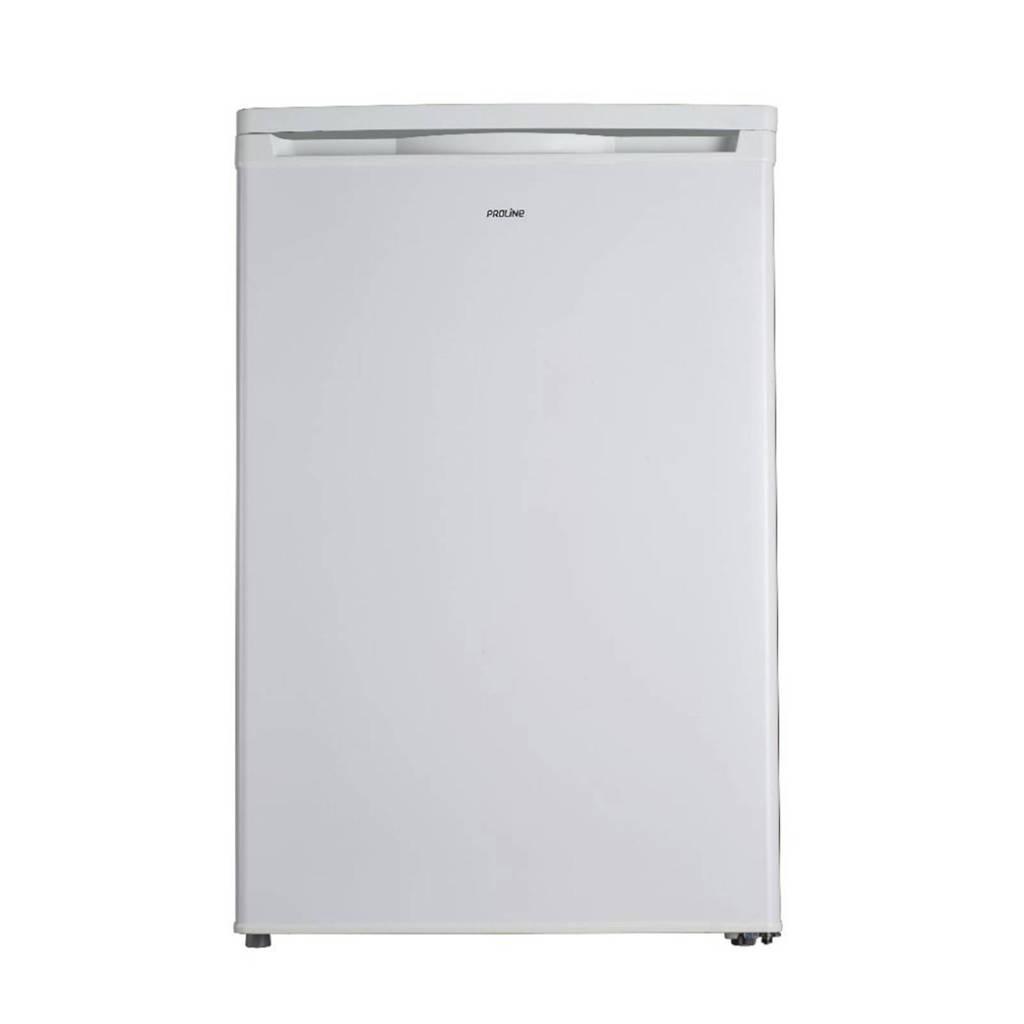 Proline TTR108A++ koelkast, Wit