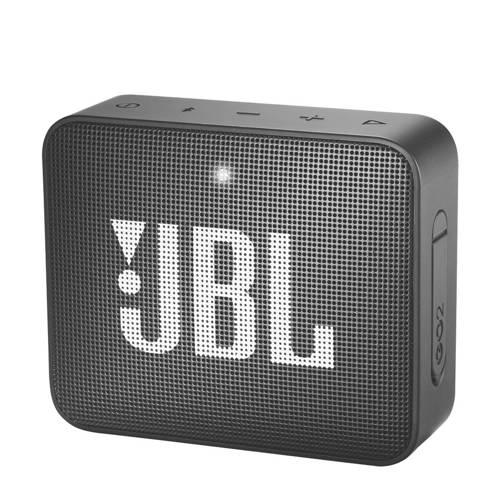 JBL GO 2 bluetooth speaker zwart kopen