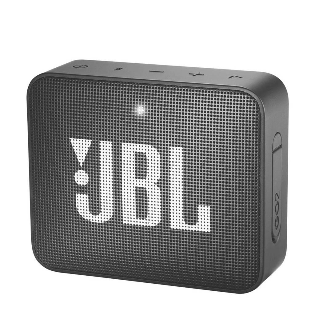 JBL GO 2  Bluetooth speaker, Zwart