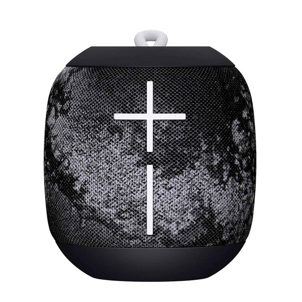 Ultimate Ears UE WONDERBOOM Freestyle Collection  bluetooth speaker zwart/grijs, Zwart