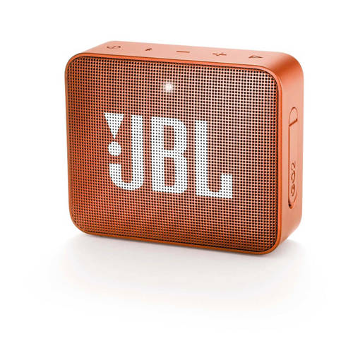 JBL GO 2 Coral Orange