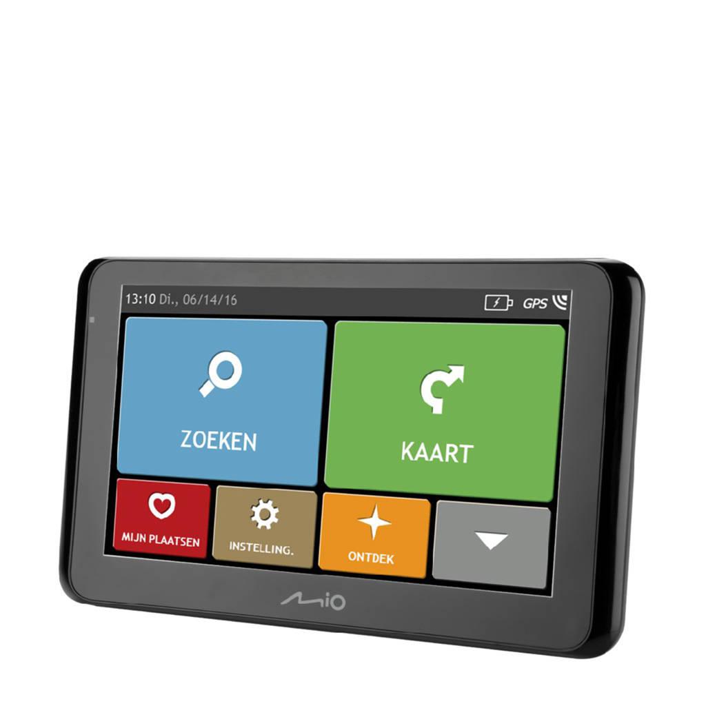Mio Spirit 8500 FEU navigatiesysteem, Zwart