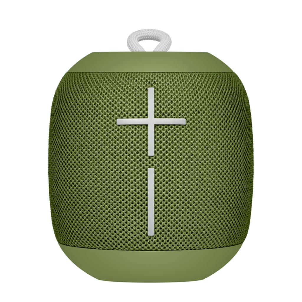 Ultimate Ears UE WONDERBOOM Freestyle Collection  bluetooth speaker groen, Olijf
