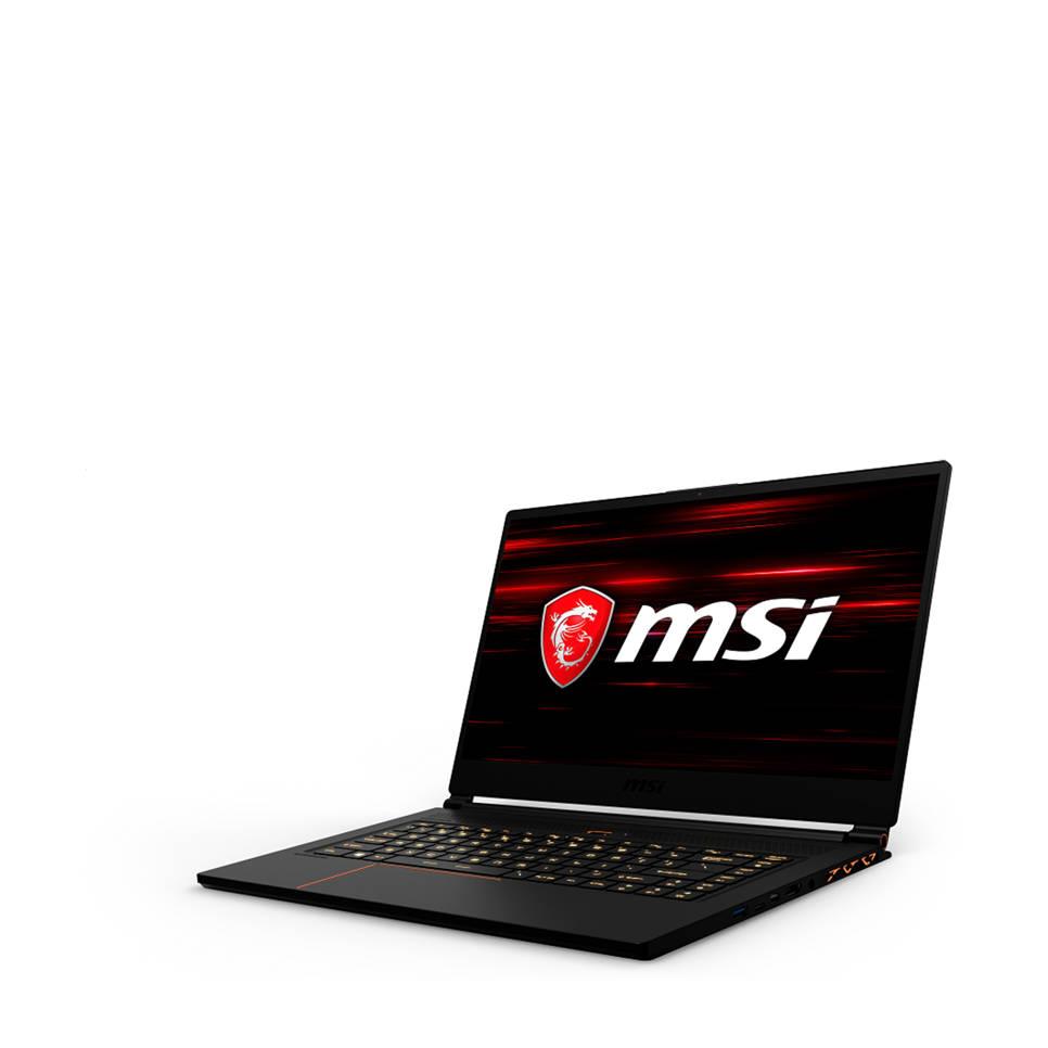 MSI GS65 8RF-040NL 15,6 inch 144 Hz gaming laptop, Zwart