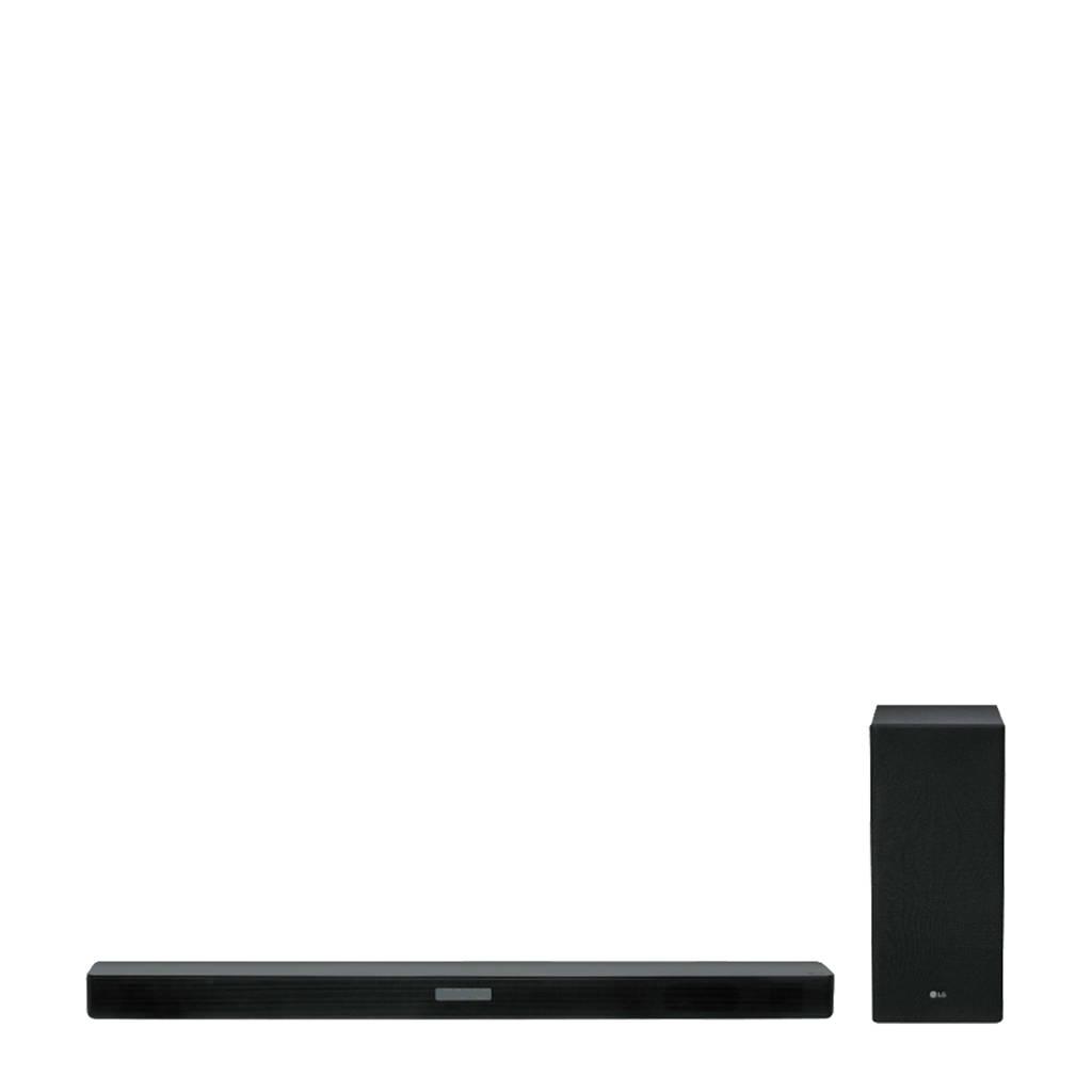 LG SK5 2.1  soundbar, Zwart