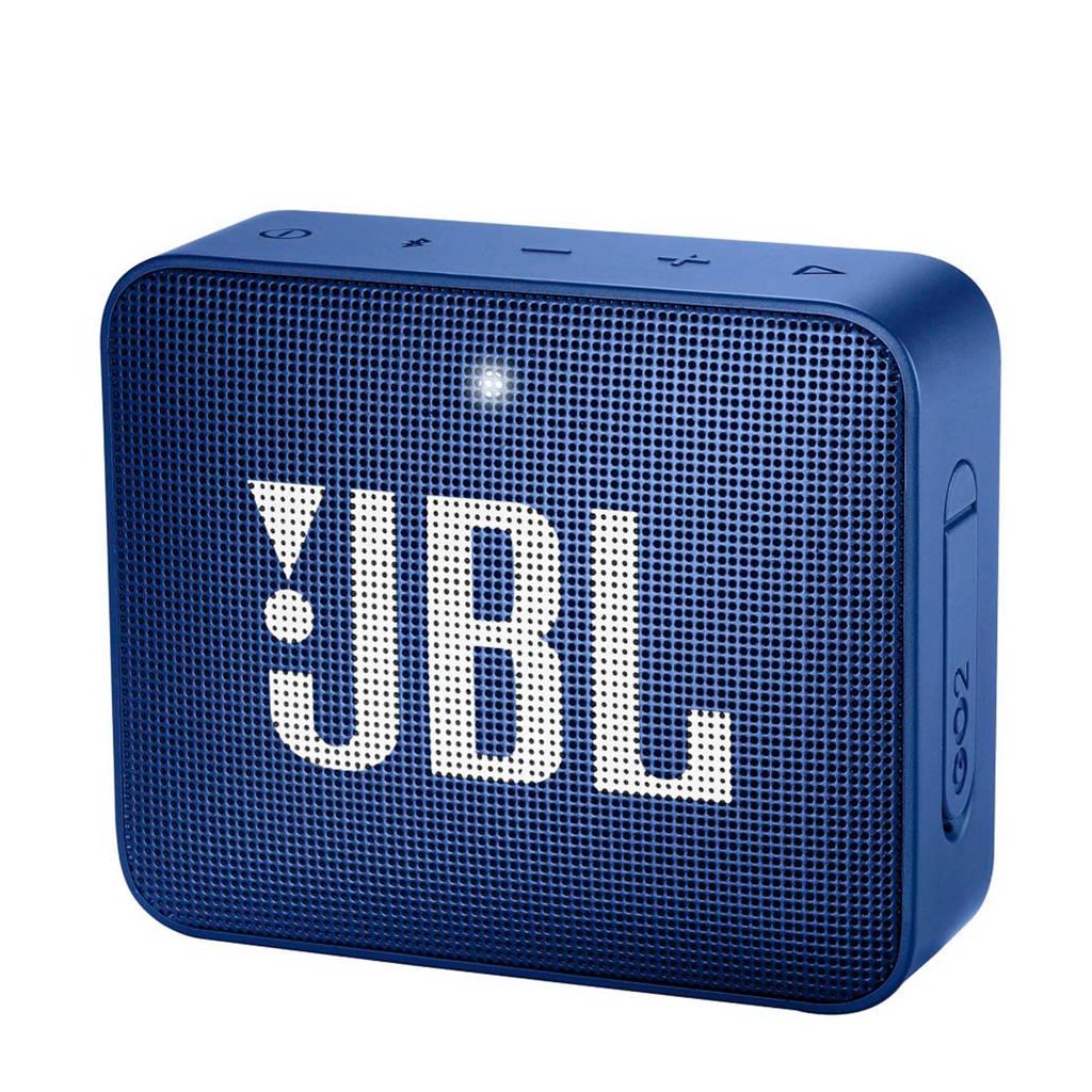 JBL GO 2  Bluetooth speaker, Blauw